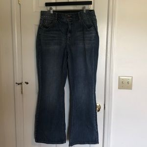 Lane Bryant denim jeans